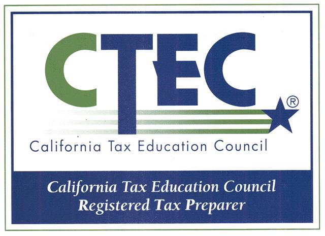 California Tax Education Council Banning CA Beaumont CA